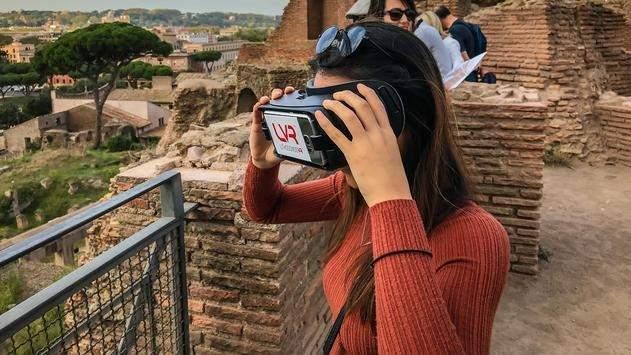 Mit adtak nekünk a rómaiak? Járj utánna a virtuális valóságban!