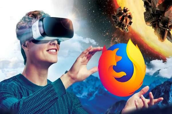 Firefox Reality - szörfölj a virtuális valóságban!
