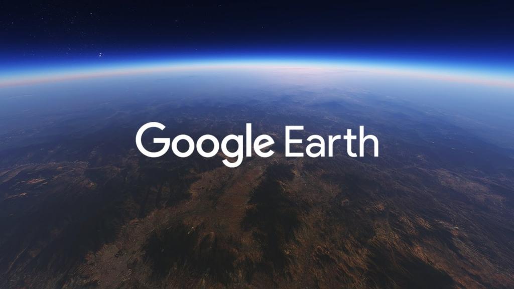 Google Earth - karanténban a világ körül