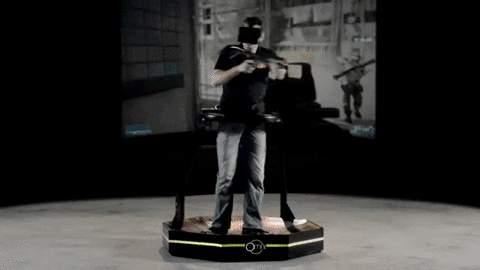 Szabadabb mozgás a virtuális térben – Hamarosan jönnek az új VR platformok