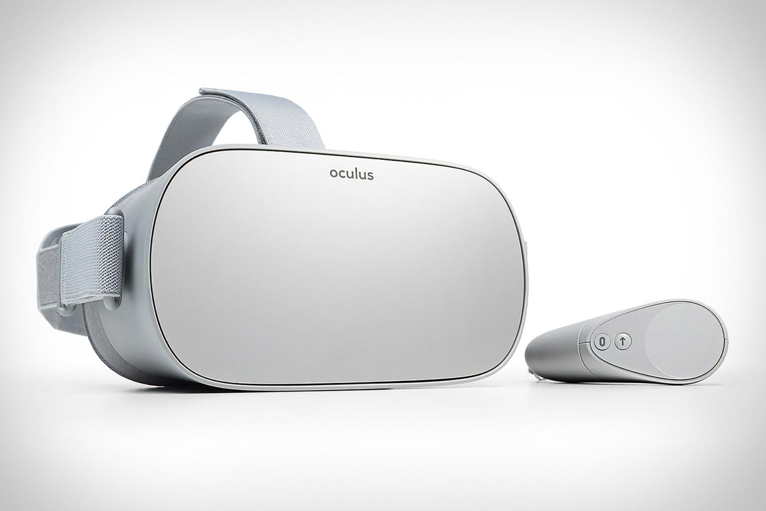 Megszünteti a Facebook az Oculus Go forgalmazását, felkészül a Rift S