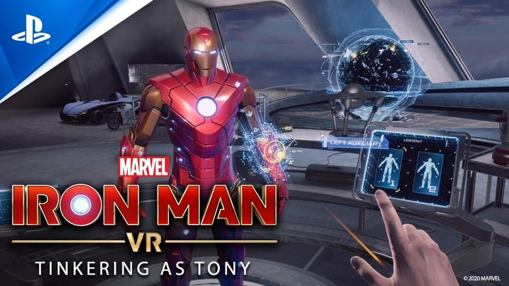 Te is lehetsz Tony Stark - legalábbis a virtuális valóságban