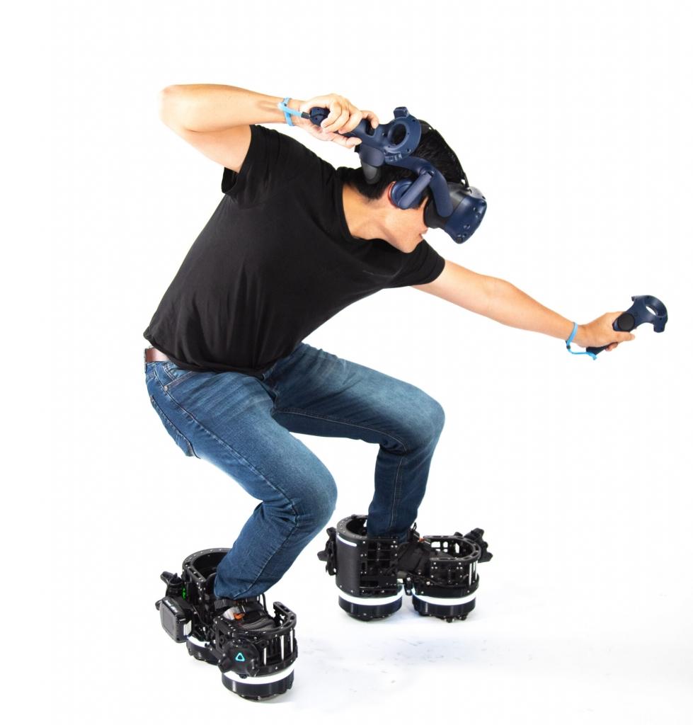 Hamarosan VR  cipőben is beléphetünk a virtuális valóságba