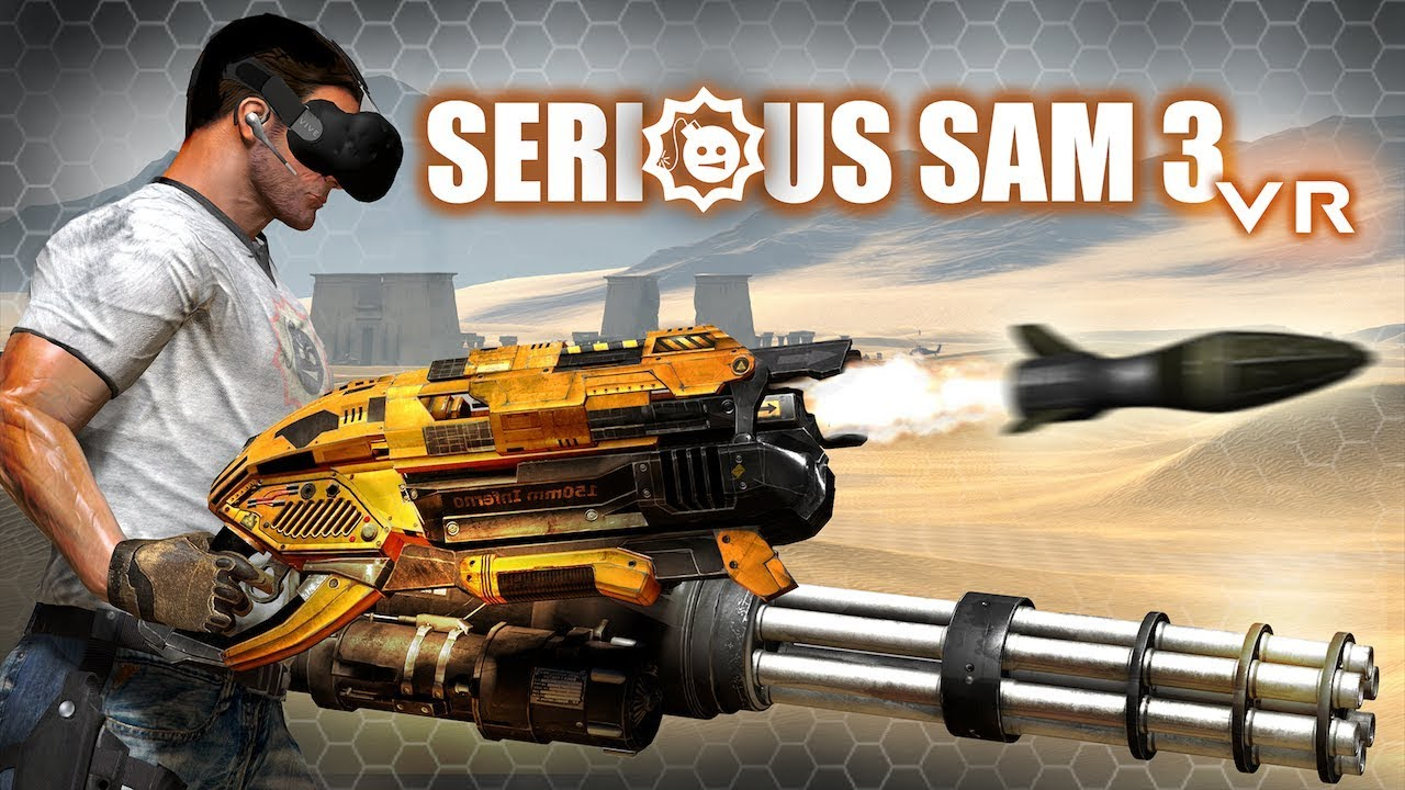 Serious Sam 3 BFE VR